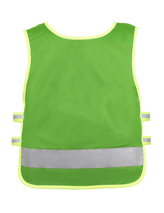 Back plain green
