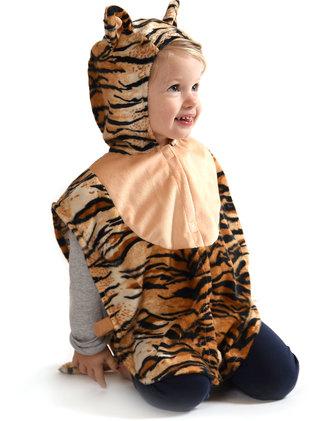 En liten tigerdräkt 1-3 år