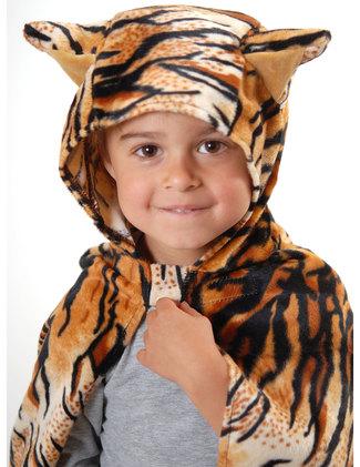 Utklädningscape tiger