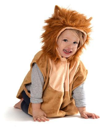Lejondräkt