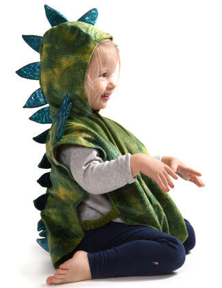 Dinodräkt dinosauriusdräkt