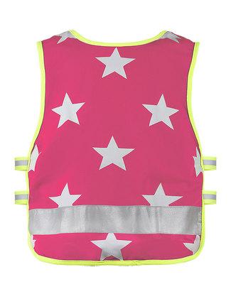 Pink Stars back