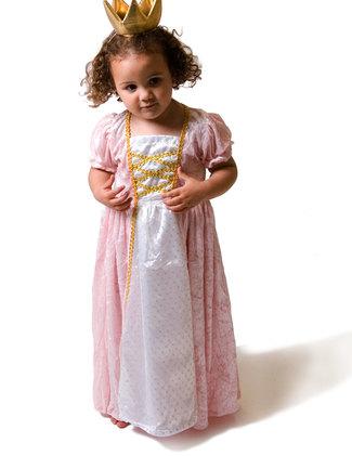 Prinsessklänning 2-4 år
