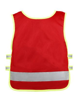 Back plain red