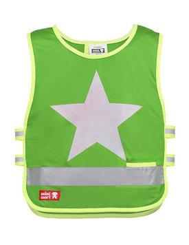 Gruppväst Grön One Star