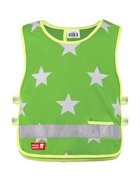 Gruppväst Grön Stars