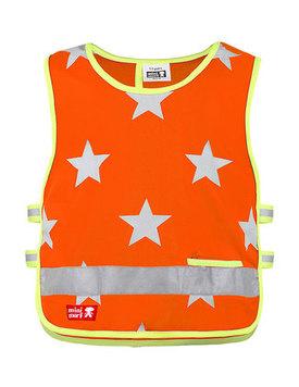Gruppväst Orange Stars