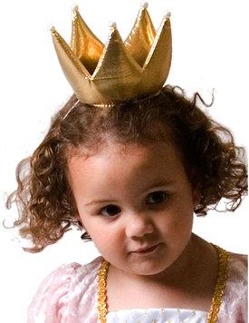 Prinsesskrona mjuk One Size