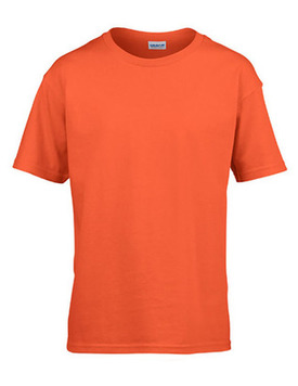 T-shirt barn Orange