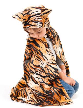 Utklädning tiger
