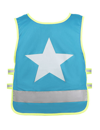 Turquoise One Star Back